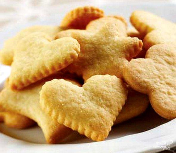 Рецепт Постное печенье