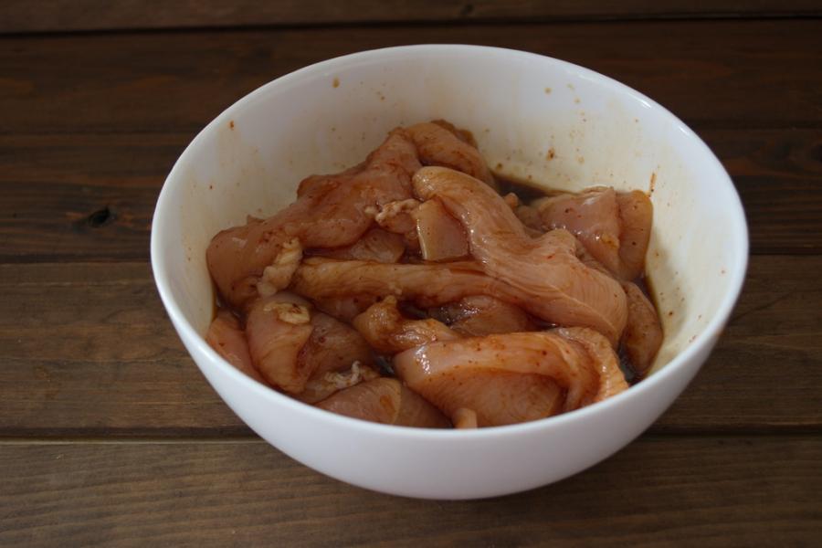 как приготовить диетический соус для курицы