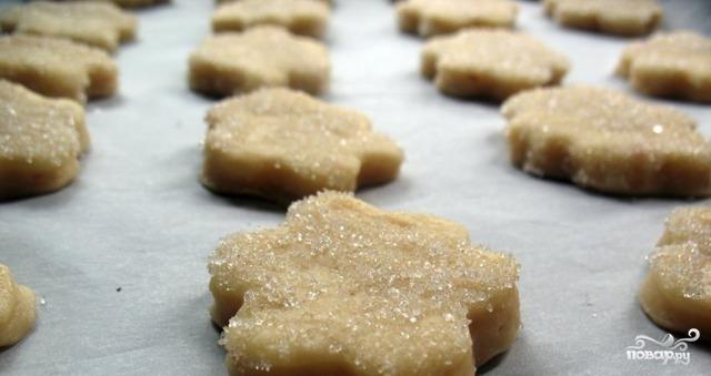 Медовое печенье на скорую руку - фото шаг 3