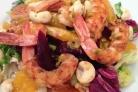 Салат из маракуйи