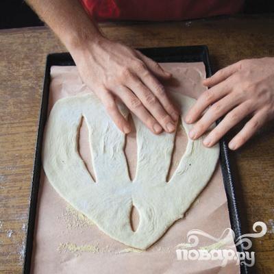Хлеб Фугас - фото шаг 3
