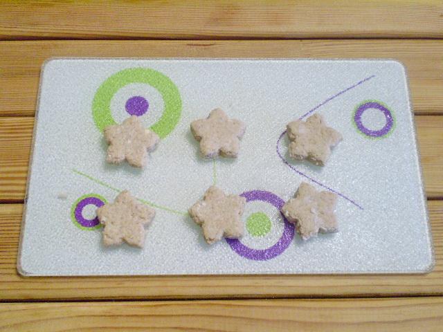 Печенье из гречневой муки - фото шаг 7