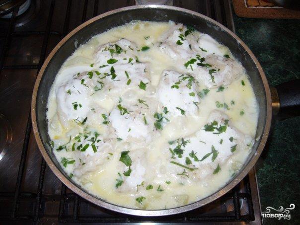 Котлетки в молочном соусе