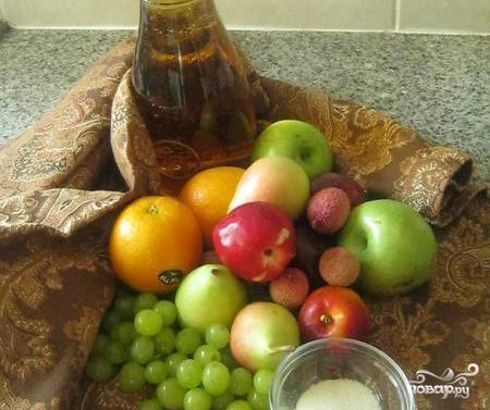 Рецепт Желе с кусочками фруктов