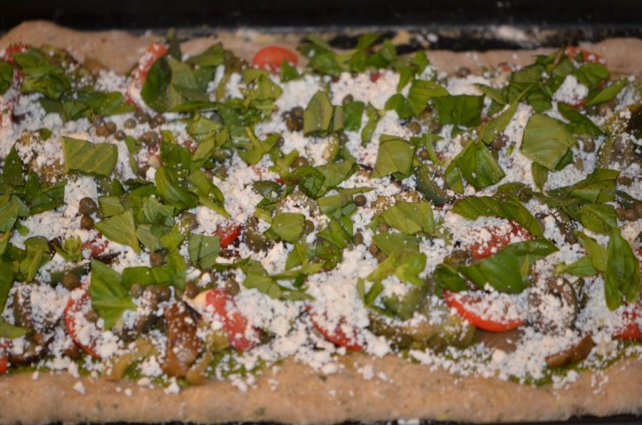 Пицца с сырными бортиками - фото шаг 3
