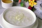 Молочная каша с вермишелью