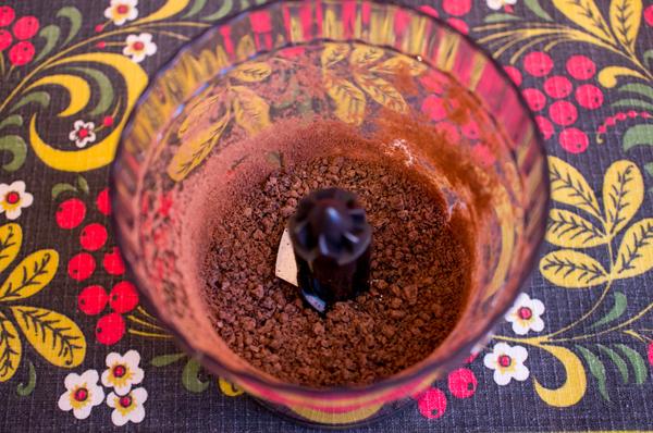 Мороженое с шоколадной крошкой - фото шаг 2