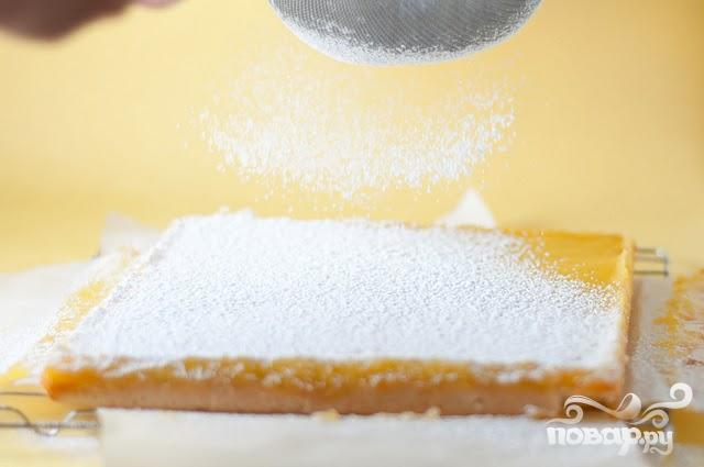 Лимонные пирожные - фото шаг 4
