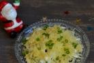 Салат Мужской каприз с говядиной и сыром