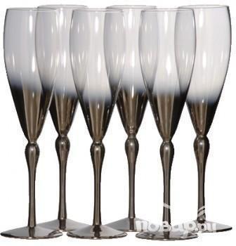 Коктейль с шампанским и малиной - фото шаг 3