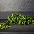 Рецепт Салат с фасолью, луком и миндалем