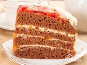 """Торт """"На день влюбленных"""" - фото шаг 8"""
