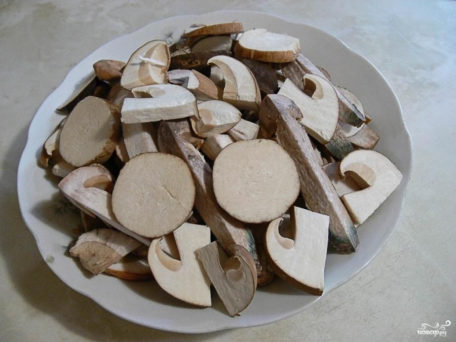 рецепт ризотто в мультиварке с грибами и