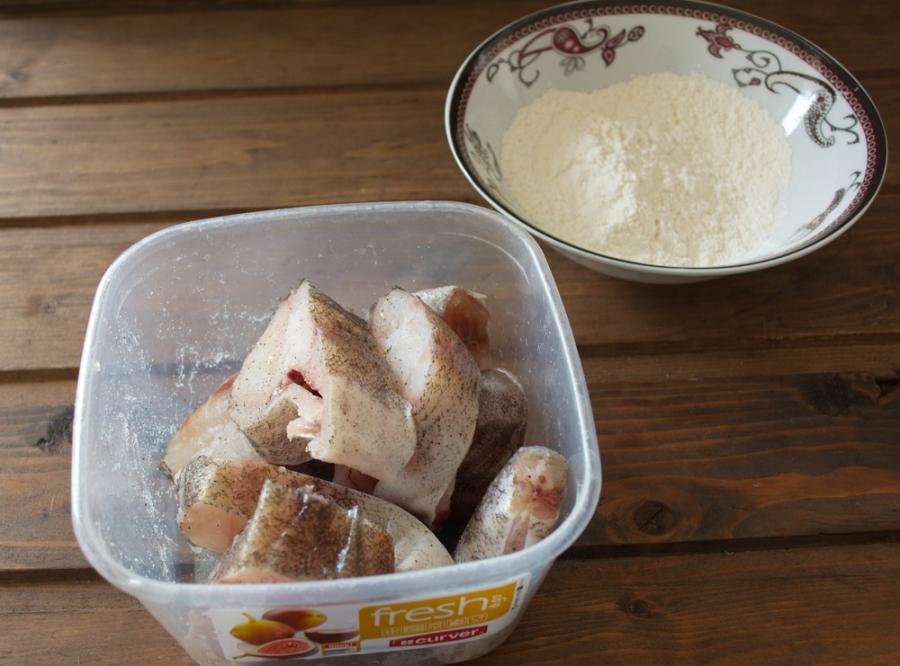 Рецепт Запеканка из рыбы в духовке