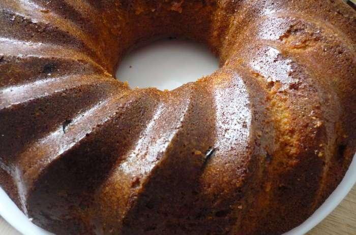 Английский пасхальный кекс - фото шаг 4
