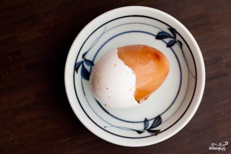 Яйца по-еврейски - фото шаг 2