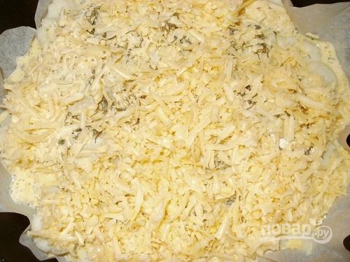 капуста запеканка в духовке рецепт