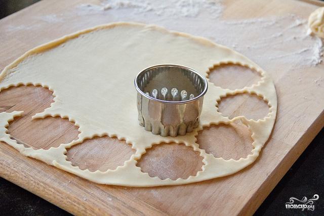 Мини-пирожки на палочке - фото шаг 1
