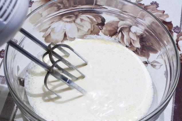 Торт из зефира без выпечки - фото шаг 4