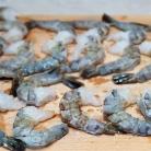 Рецепт Креветки с пармезаном