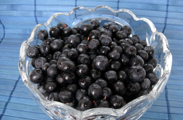 Рецепт Варенье из черники без сахара