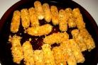 Сырные палочки из моцареллы