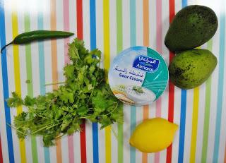 Рецепт Дип из авокадо