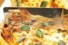 Лазанья с мясом и овощами