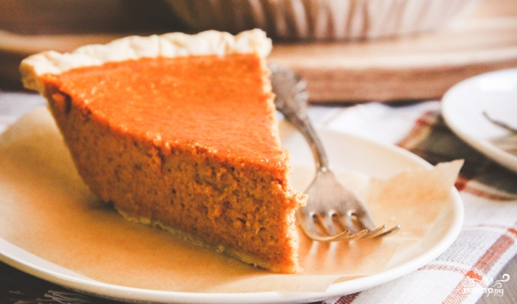 Греческий пирог с тыквой - фото шаг 4