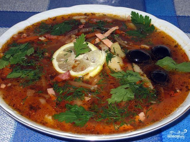 Рецепт салата карусель с фото