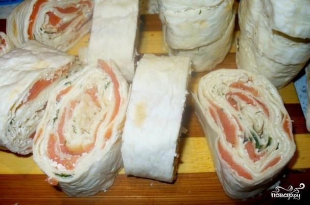 Рулеты из лаваша рецепты с пошаговые