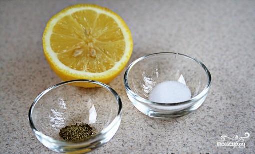 Салат из белой консервированной фасоли - фото шаг 4