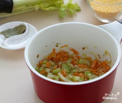 Суп картофельный с крупой - фото шаг 2