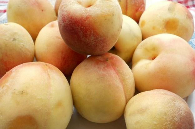 Рецепт Закатка персиков
