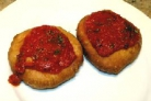 Pizzelle Fritte, жаренная пицца