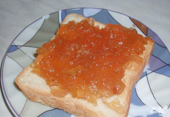Яблочный джем рецепт с фото пошагово