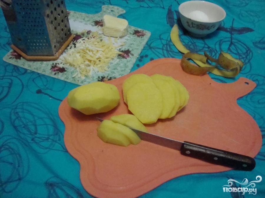 Картофельно-капустная запеканка - фото шаг 2