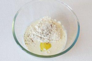 Горбуша в кляре в духовке - фото шаг 2