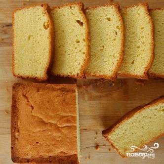 Ванильный кекс рецепт в духовке
