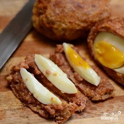 Яйца по-шотландски - фото шаг 8