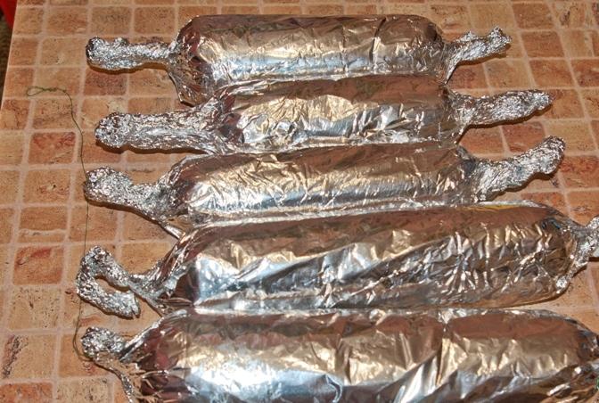 Колбаса из баранины   - фото шаг 5