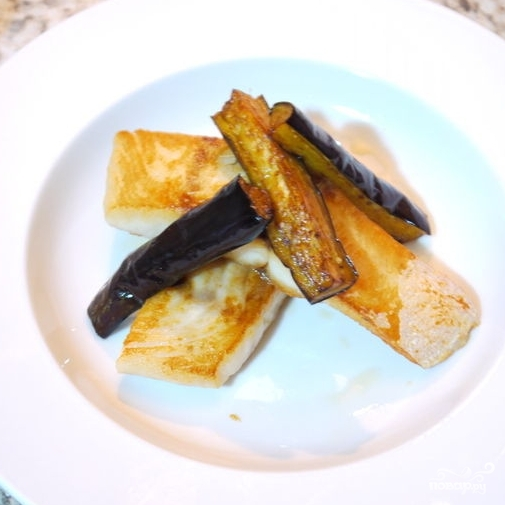 Белая рыба в сливочном соусе с анчоусами - фото шаг 8
