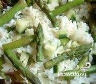 Спаржа с рисом - фото шаг 6