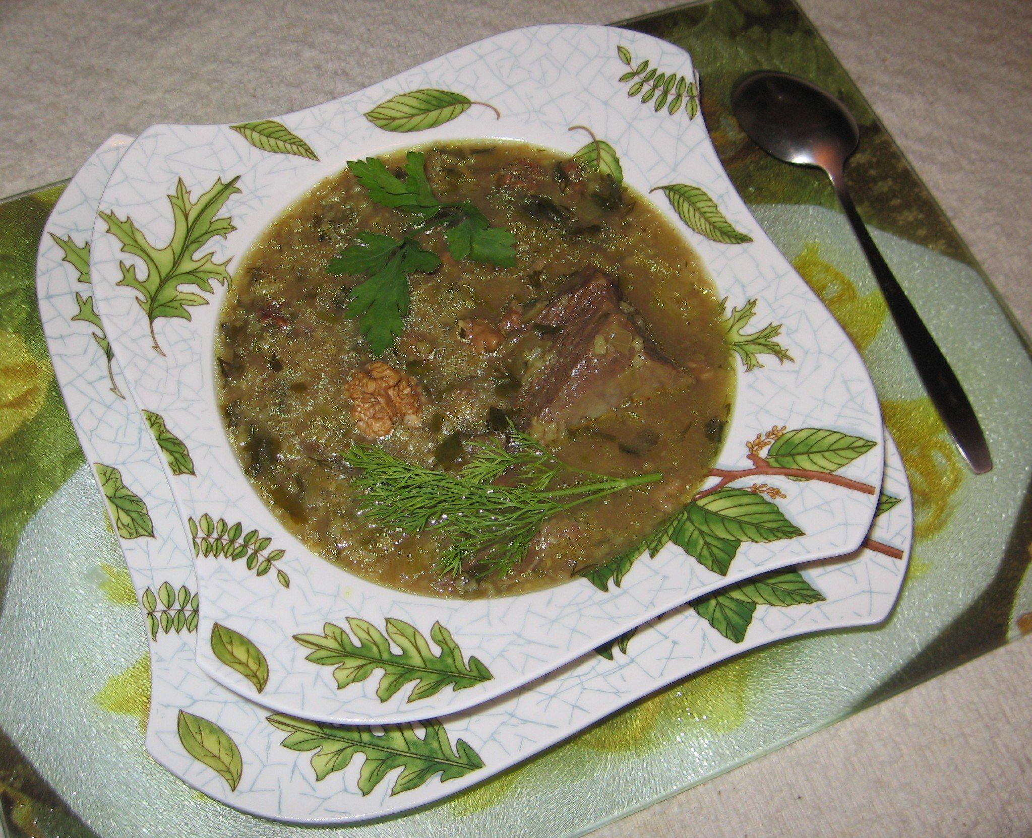 Харчо пошаговый рецепт с в мультиварке