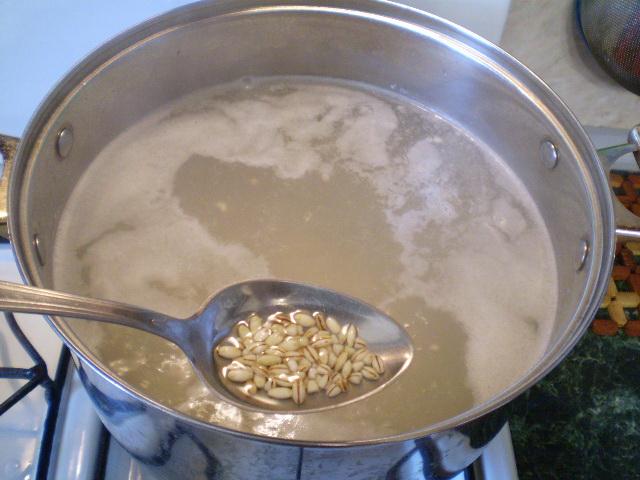 Рассольник классический рецепт с перловкой - фото шаг 3