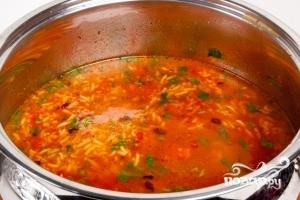 суп харчо без мяса рецепт приготовления