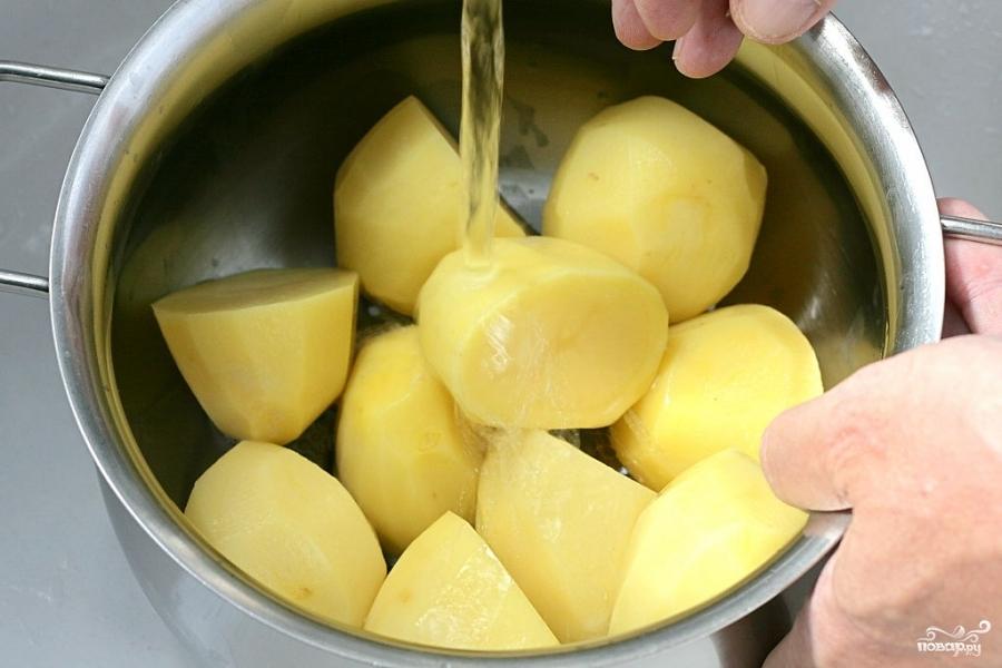 Рецепт Картофельное пюре по-итальянски