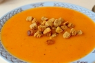 Томатно-тыквенный суп-пюре
