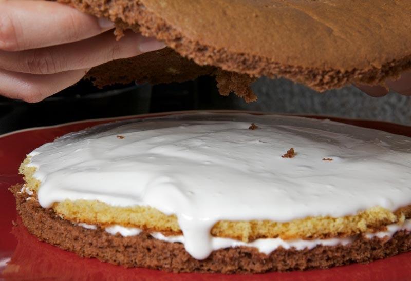 Торт для мужа - фото шаг 22