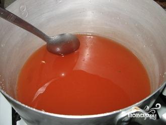 Консервированные огурцы с кетчупом - фото шаг 4